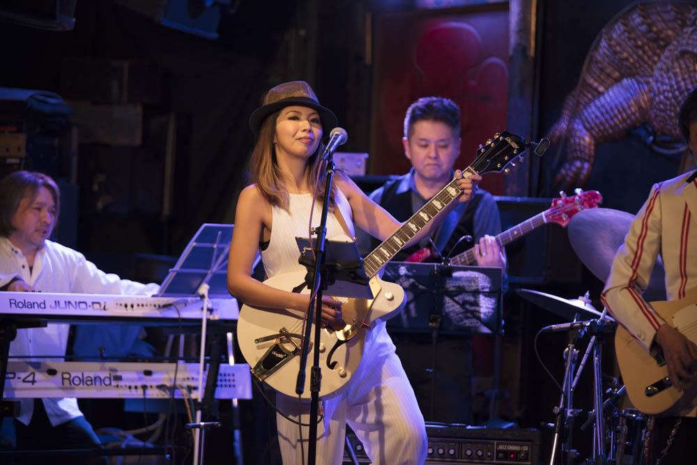 ITSUKA @ Sadistic Mika band Tribute Live